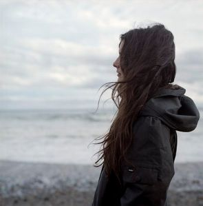Imagen: A travelled woman
